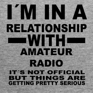relationship with AMATEUR RADIO - Jersey-Beanie