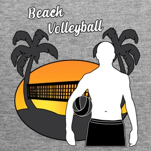 beach volley - Bonnet en jersey