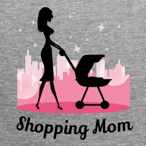 Shopping Mom - Jersey Beanie