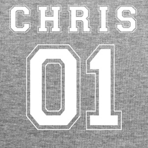 Chris 01 - White Edition - Jersey-Beanie