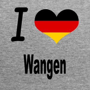 I Love Germany Home Wangen - Jersey-Beanie