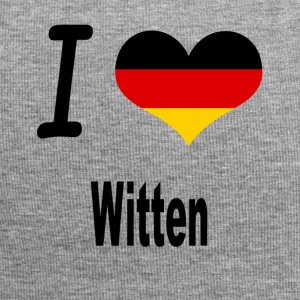I Love Germany Home Witten - Jersey-Beanie