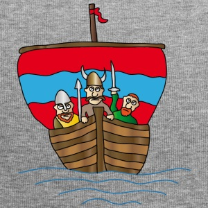 The Wiking ship | Boat | sailing ship - Jersey Beanie