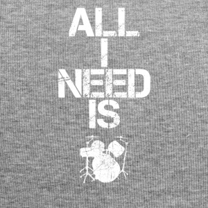 all i need gift gift hobby sport DRUMMER SCHLA - Jersey Beanie