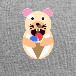 Icecream hamster - Jersey-beanie