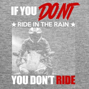 Ride in the Rain - Jersey Beanie