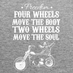 Two Wheels move the Soul - Jersey-Beanie