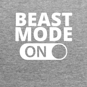 MODE ON Beast bodybuilding - Jersey Beanie