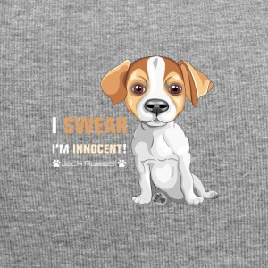 T-shirt Animaux | Innocent Jack Russel - Bonnet en jersey