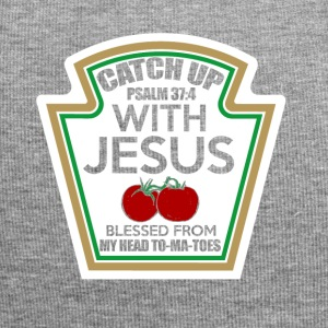 Catch up with Jesus - Jersey-Beanie