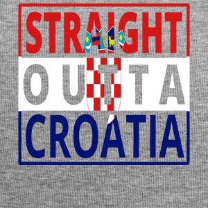 Straight Outta Croazia png - Beanie in jersey