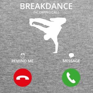 Chiama Mobile Call breakdance Breakin bboy - Beanie in jersey