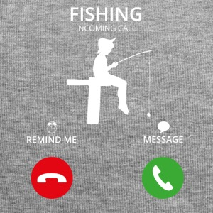Call Mobile call fishing - Jersey Beanie