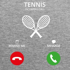 Ring Mobile Call tennisspelare - Jerseymössa