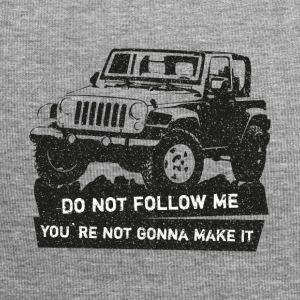 Jeep off-road SUV shirt - Jersey-Beanie