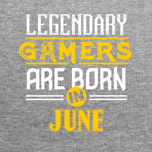 Legendary Gamers are born in June - Jersey Beanie