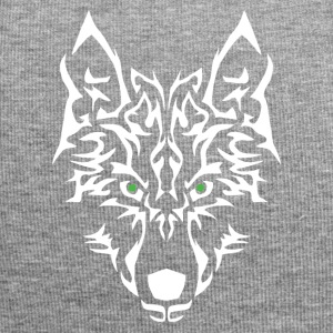 Wolf Power. Facile à personnaliser. - Bonnet en jersey