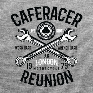 Caferacer Reunion. Motorcycle 1979 Shirt - Jersey-Beanie