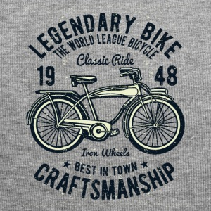 Klassisk Cykel: 1948 Retro Bike Shirt - Jersey-Beanie