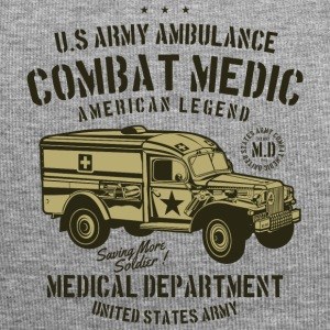 US Army Ambulans - Jerseymössa