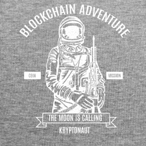 Blocca catena Bitcoin Adventure - Beanie in jersey