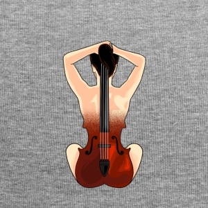 Old violins ... Young women ... - Jersey Beanie