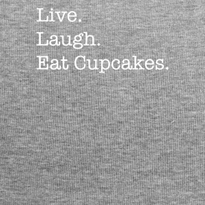 Live Laugh Cupcakes - Jersey-Beanie