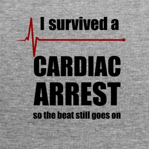 Cardiac Arrest Survivor - Jersey-Beanie