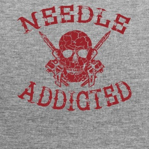 Needle addicted shirt tattoo tattooed - Jersey Beanie