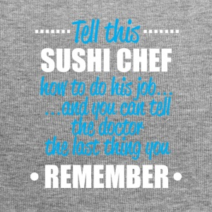 raccontare questa Sushi Chef - Beanie in jersey
