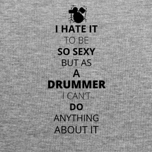 HATE it be sexy cant do anything DRUMMER - Jersey Beanie
