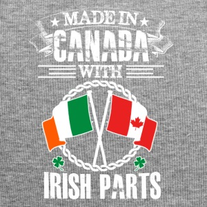 Made in Canada with Irish Parts - Jersey Beanie
