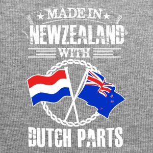 Made in Newzealand with Dutch Parts - Jersey Beanie