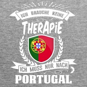 I do not need therapy Portugal - Jersey Beanie