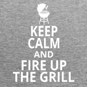 fire up the grill - Jersey-Beanie