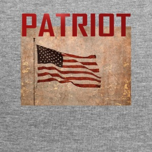 Patriot USA T-shirt - Beanie in jersey