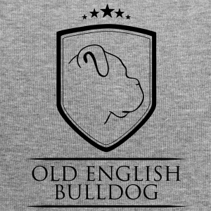 OLD ENGLISH BULLDOG WAPPEN - Jersey-Beanie