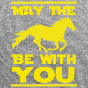 May the horse be with you - Jersey Beanie
