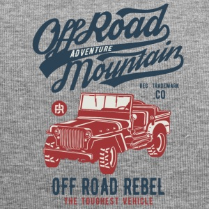 Off Road Jeep - Jersey-Beanie