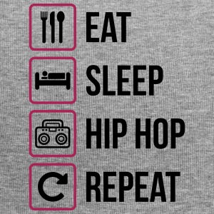 Eat Sleep Hip Hop Repeat - Jersey-Beanie