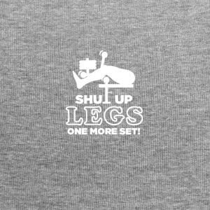 Shut Up Legs One More Set - Jersey-Beanie