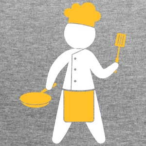 A Gourmet Chef Cooks In The Kitchen - Jersey Beanie