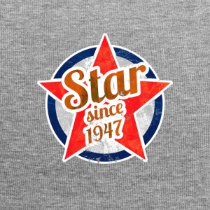 Gift for Stars born in 1947 - Jersey Beanie