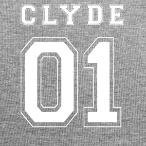 CLYDE 01 White Edition - Bonnet en jersey