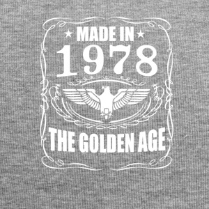 1978 - The Golden Age - Jersey-Beanie