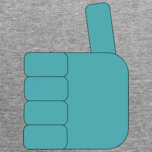 Thumbs_up_Robo - Jersey-beanie