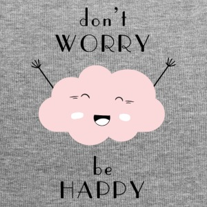 Don't worry be happy - Jersey-Beanie