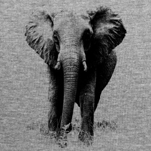 African Elephant - Jersey-beanie