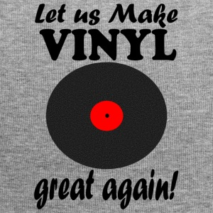 Vinyl is Great! - Jersey Beanie