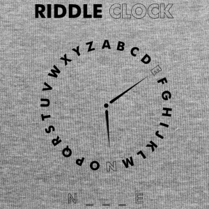 infermiera Riddle Clock - Beanie in jersey